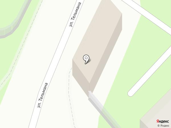 Праздничное агентство на карте Туапсе