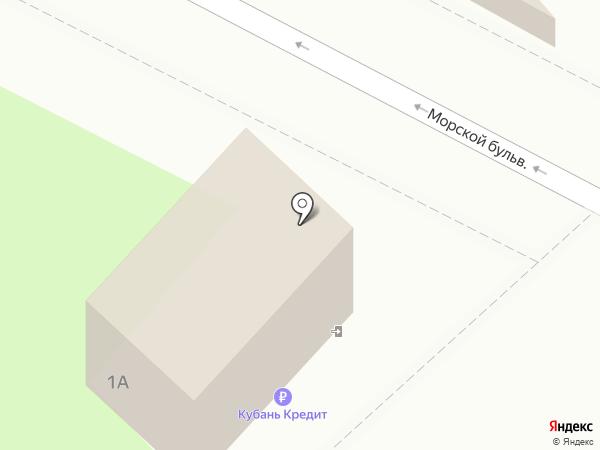 Банкомат, КБ Кубань кредит на карте Туапсе