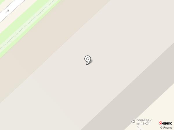 Дана на карте Туапсе