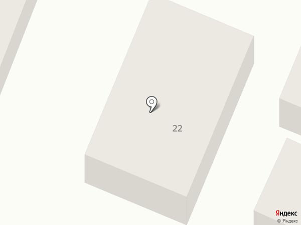 Феникс на карте Туапсе