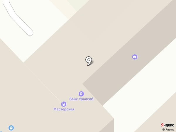 НедвижимостьЮга на карте Туапсе