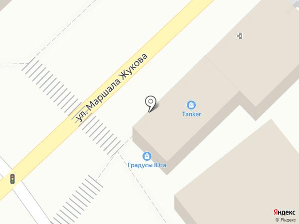 Новая оптика на карте Туапсе