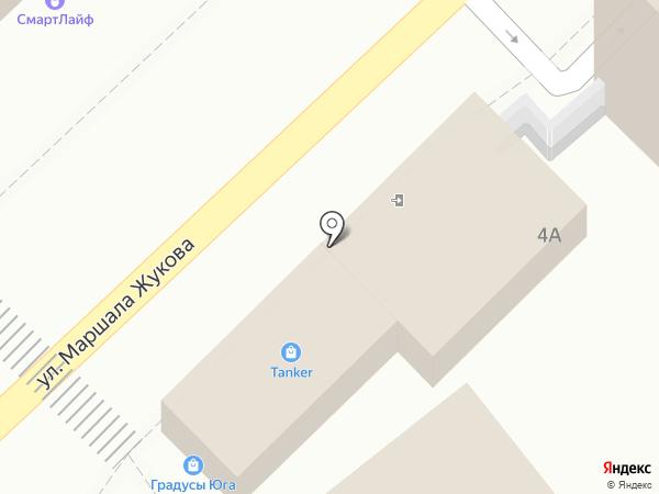 Пивная лавка на карте Туапсе