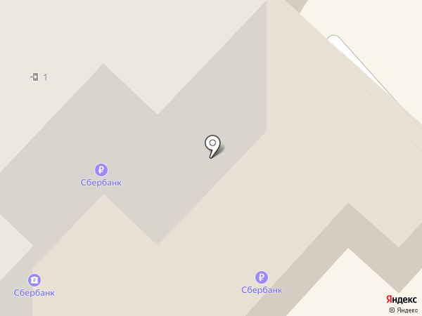 Закусочная на ул. Карла Маркса (г. Туапсе) на карте Туапсе