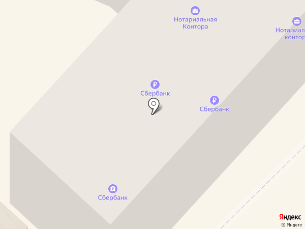 Сбербанк, ПАО на карте Туапсе