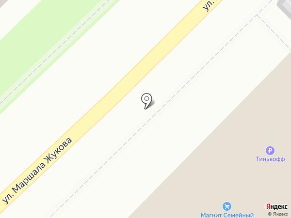 Банкомат, Крайинвестбанк, ПАО на карте Туапсе