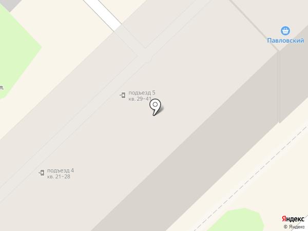 Магазин тканей на карте Туапсе