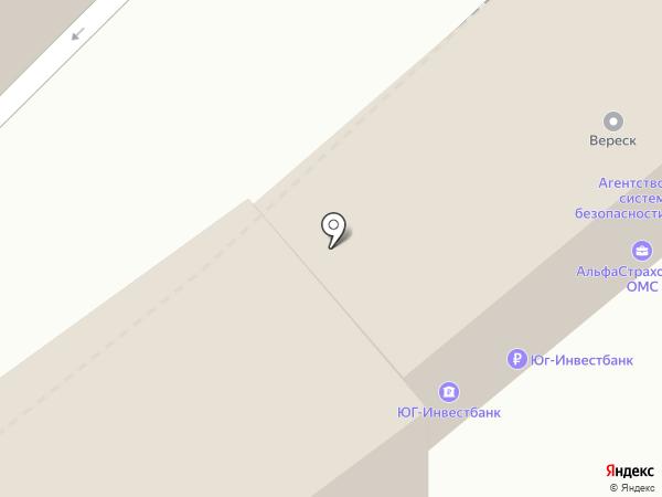 Дора+ на карте Туапсе
