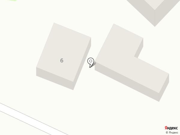 Шиномонтажная мастерская на карте Туапсе
