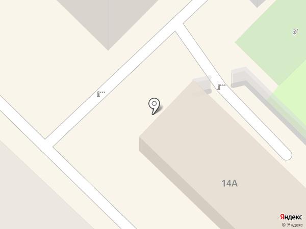 Канцелярский мир на карте Туапсе