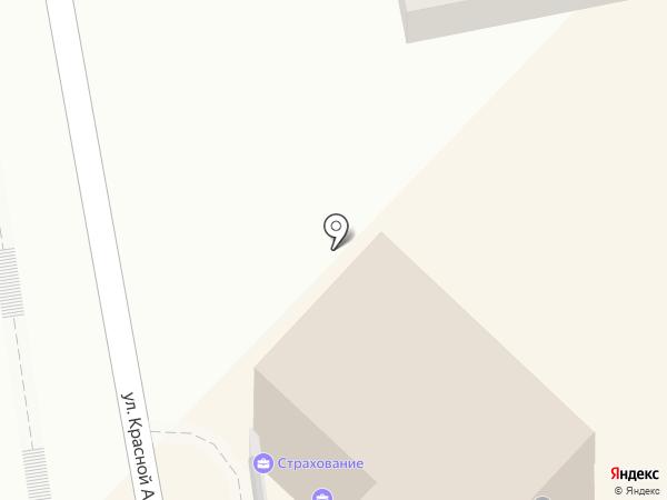 Ибис-Риелт на карте Туапсе