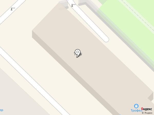 Спорт-С на карте Туапсе