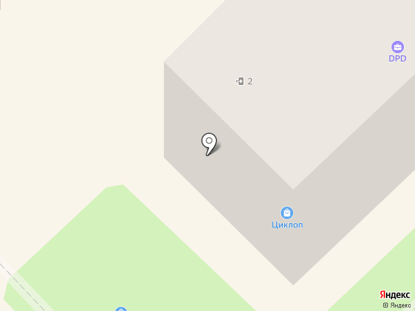 Доверие, КПК на карте Туапсе