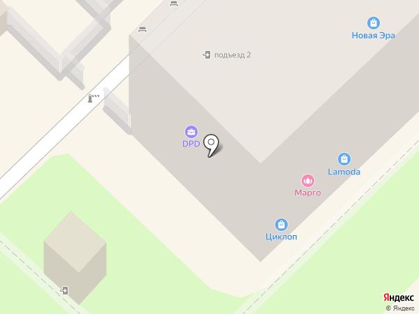 Партнер-Инвест-Юг на карте Туапсе