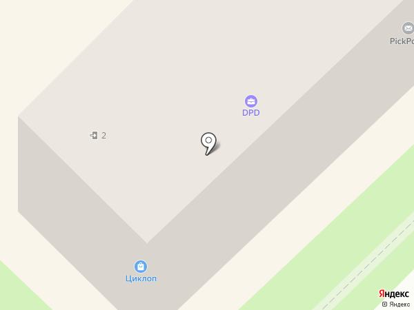 Империя на карте Туапсе