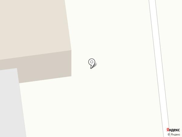 Юг-Авто на карте Краснодара