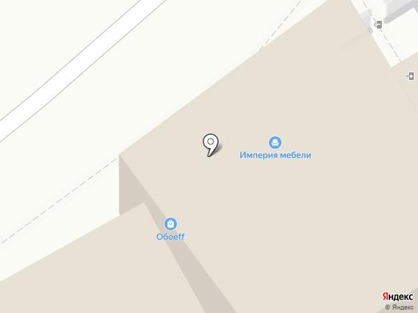 Обоеff на карте Туапсе