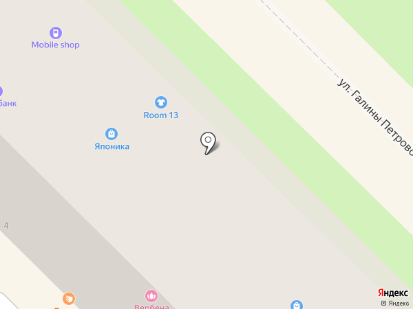 AnnaBell на карте Туапсе
