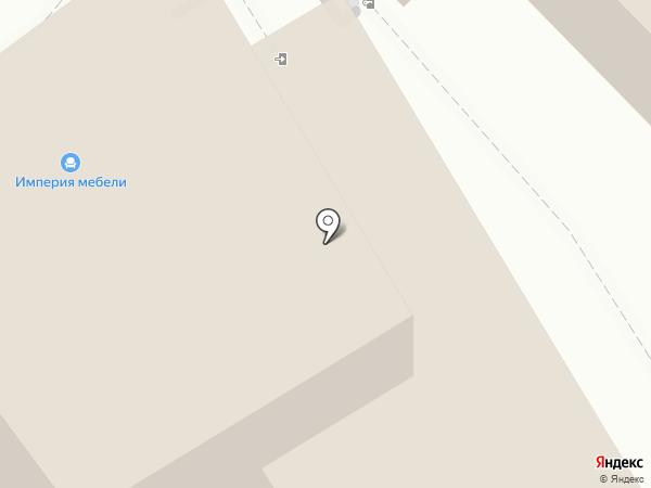 РАФ на карте Туапсе