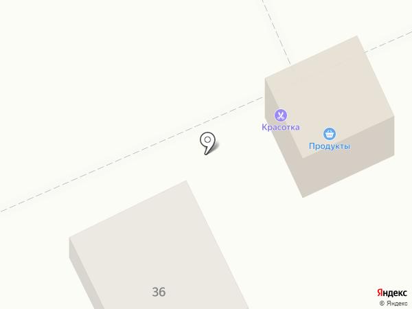 У Николая на карте Краснодара
