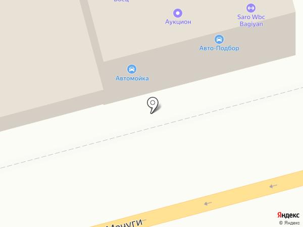 Строй-С на карте Краснодара