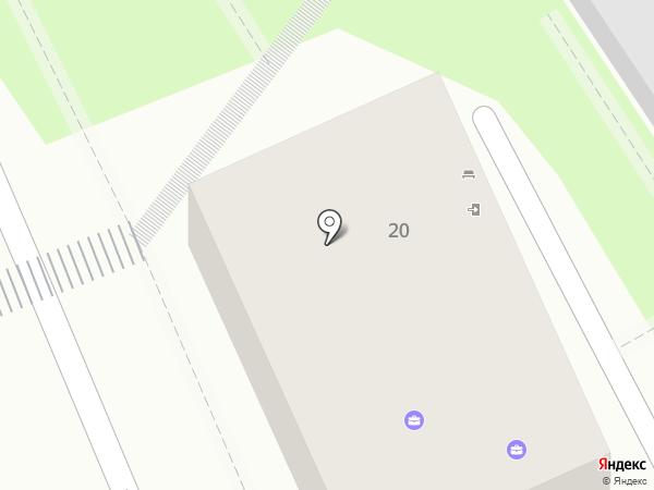 Продовольственный магазин на ул. Победы (г. Туапсе) на карте Туапсе
