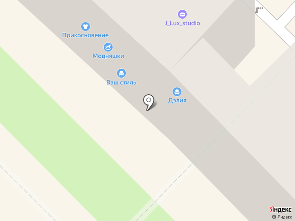 АПРЕЛЬ на карте Туапсе