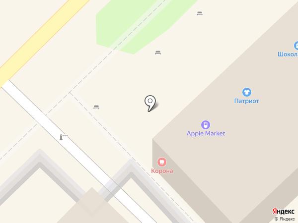 Рукодельница на карте Туапсе