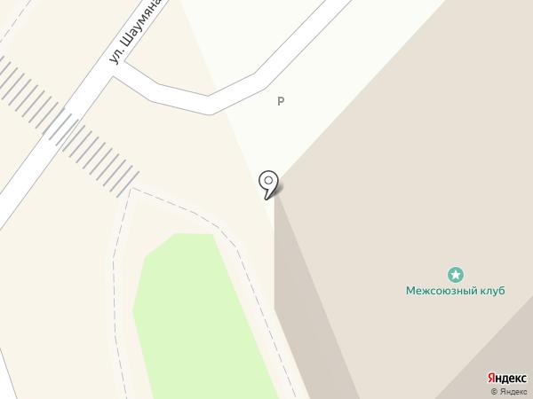 Бирюза на карте Туапсе