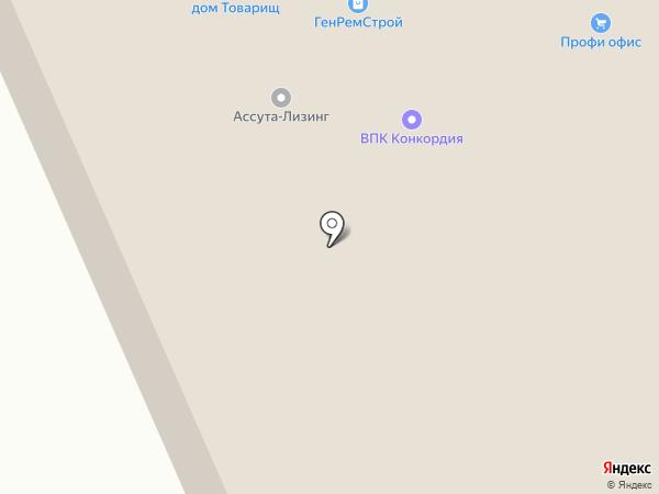Технопромсервис на карте Краснодара