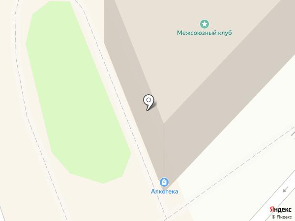 Алкотека на карте Туапсе