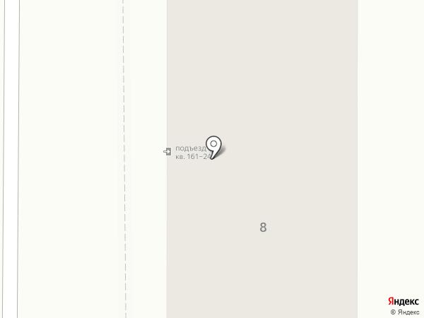 Моника Клининг на карте Краснодара