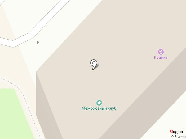 Хоум Кредит энд Финанс Банк на карте Туапсе