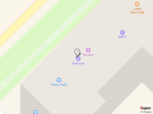 Casa Moda на карте Туапсе