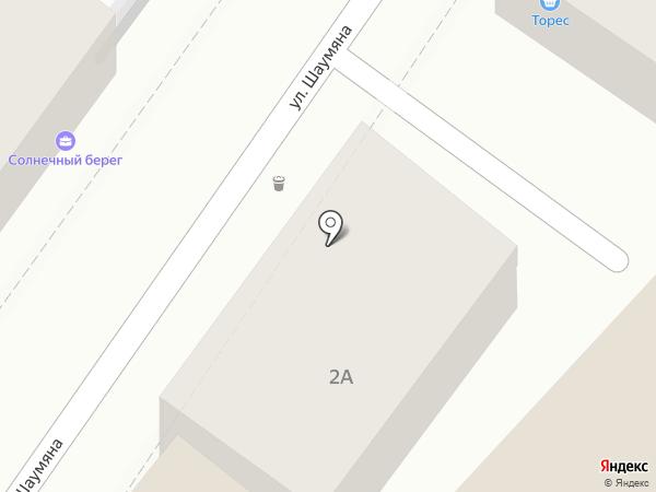 Сеть магазинов мебели на карте Туапсе