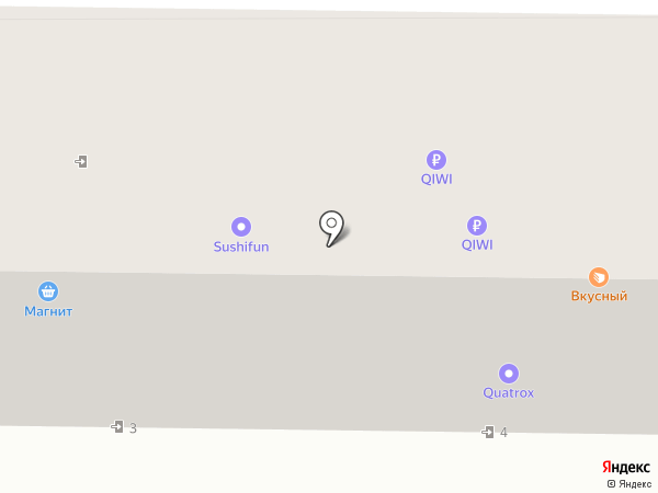 Аптека готовых лекарственных форм на карте Краснодара