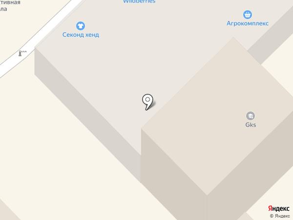 Joker на карте Туапсе