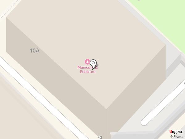 Таврида на карте Туапсе