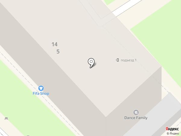 Фарма на карте Туапсе