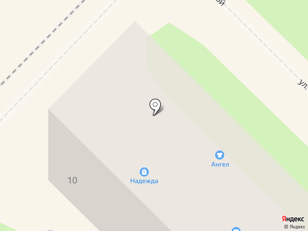 Салон оптики на карте Туапсе
