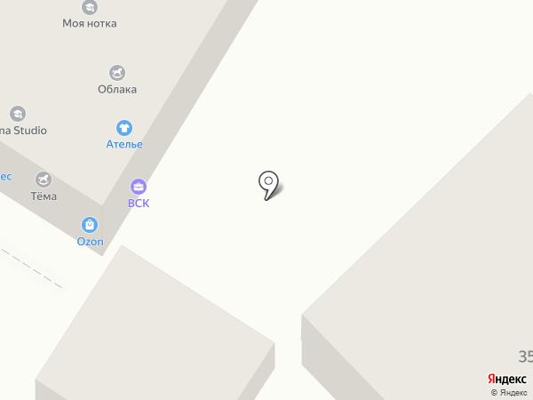 Комплексный центр социального обслуживания населения на карте Туапсе