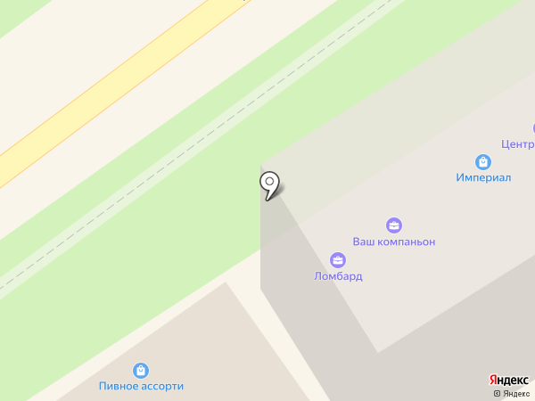 Nika на карте Туапсе