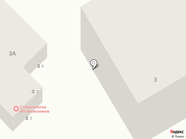 Кристина на карте Туапсе