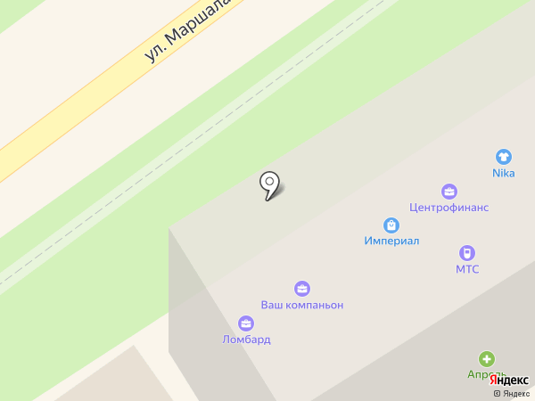 Next на карте Туапсе