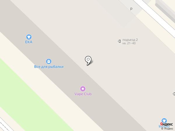 Легенда на карте Туапсе