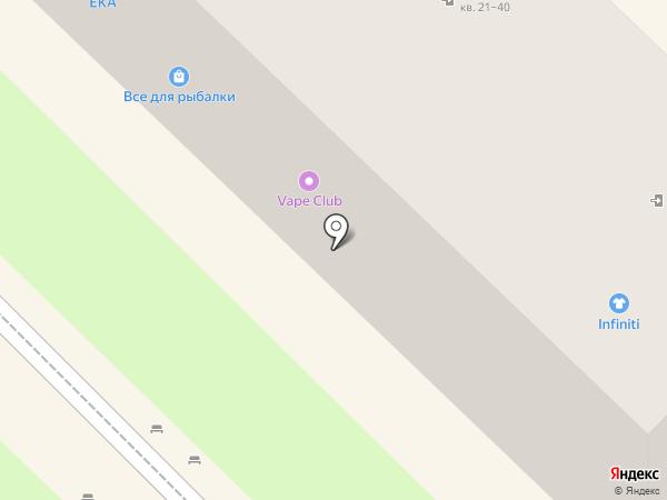 Jaguar на карте Туапсе