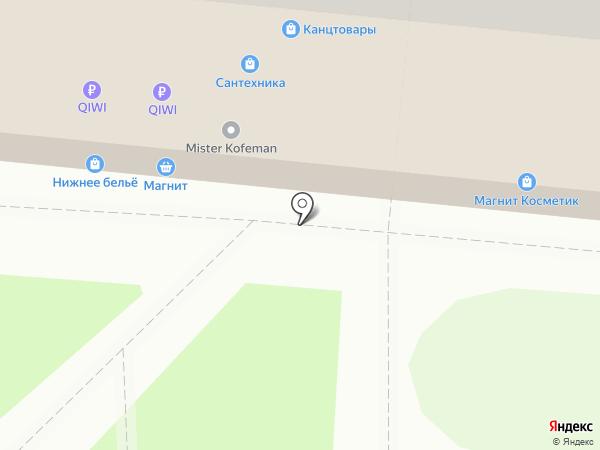Body-Fit на карте Краснодара