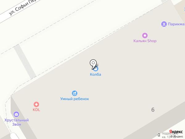Вело Плюс на карте Туапсе