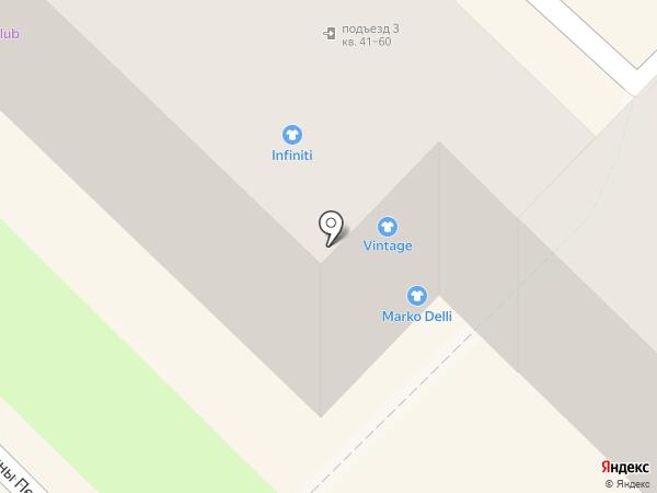 Marko delli на карте Туапсе