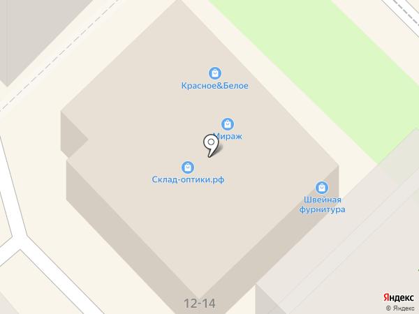 У Лены на карте Туапсе